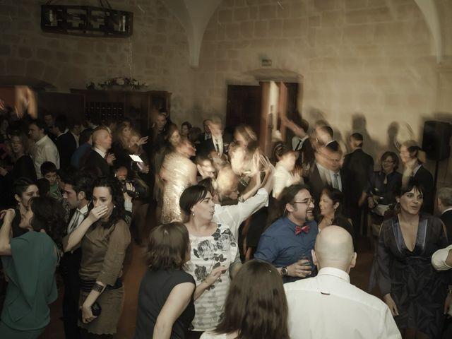 La boda de Oscar y Cristina en Santa Gadea Del Cid, Burgos 166