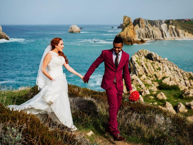 La boda de Giuly y Edu