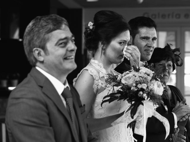 La boda de Raul y Tamara en Getxo, Vizcaya 30