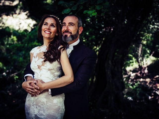 La boda de Raúl y Mabel en Almonaster La Real, Huelva 26