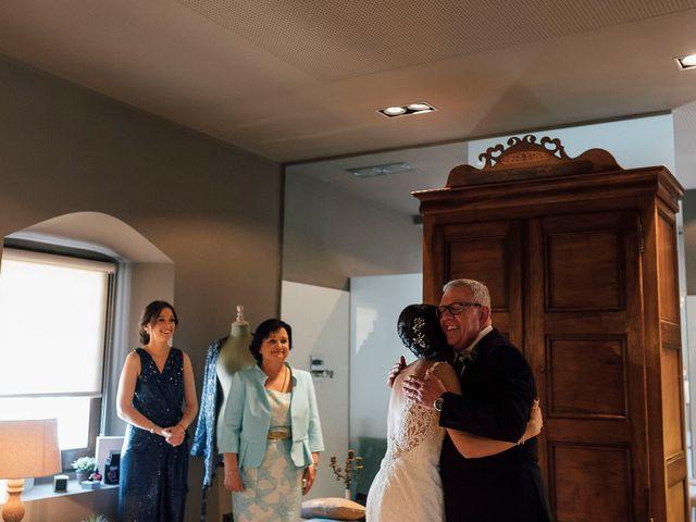 La boda de Albert y Olga en Sant Gregori (Municipio), Girona 21