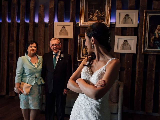 La boda de Albert y Olga en Sant Gregori (Municipio), Girona 23