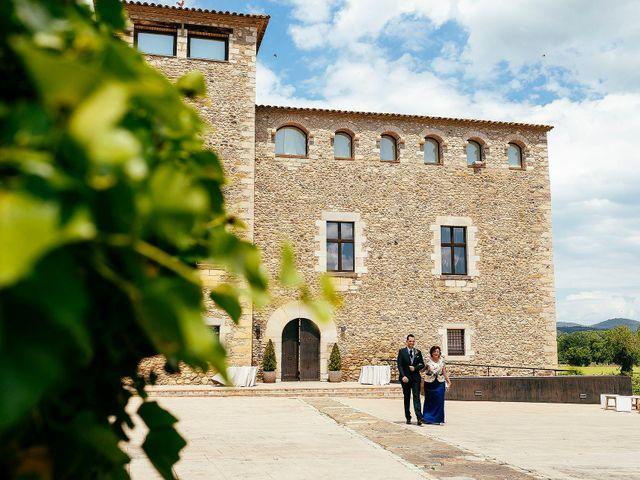 La boda de Albert y Olga en Sant Gregori (Municipio), Girona 29