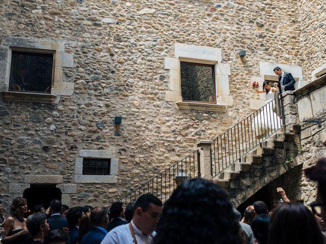 La boda de Albert y Olga en Sant Gregori (Municipio), Girona 38