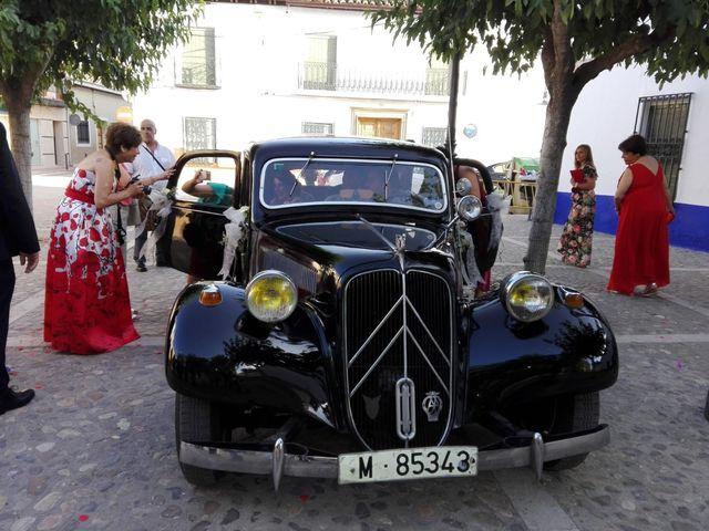La boda de Lidia  y Miguel  en Villanueva De Alcardete, Toledo 5