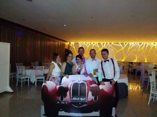 La boda de Lidia  y Miguel  en Villanueva De Alcardete, Toledo 7