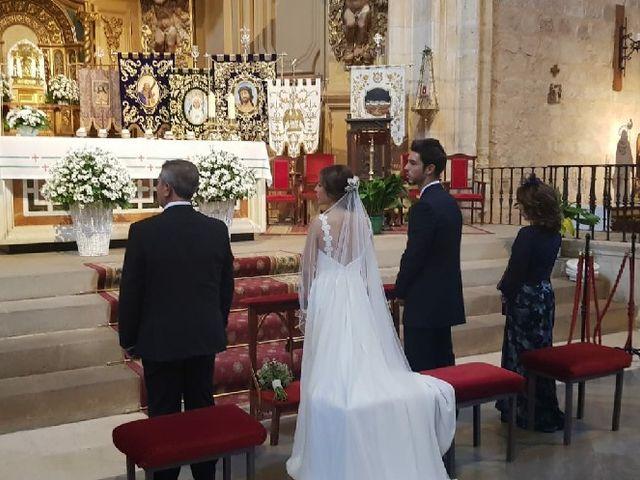 La boda de Ricardo y Carmen en Villarrobledo, Albacete 2