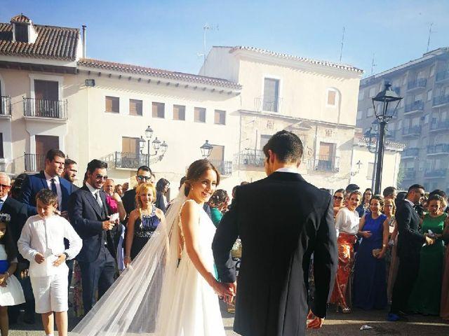 La boda de Ricardo y Carmen en Villarrobledo, Albacete 1