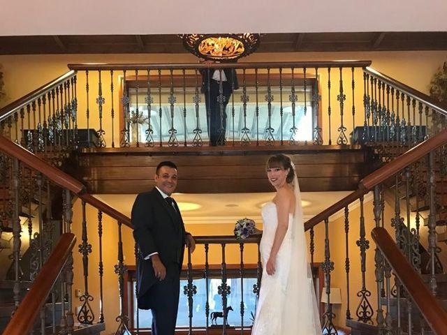 La boda de David y Sandra en Guadarrama, Madrid 1