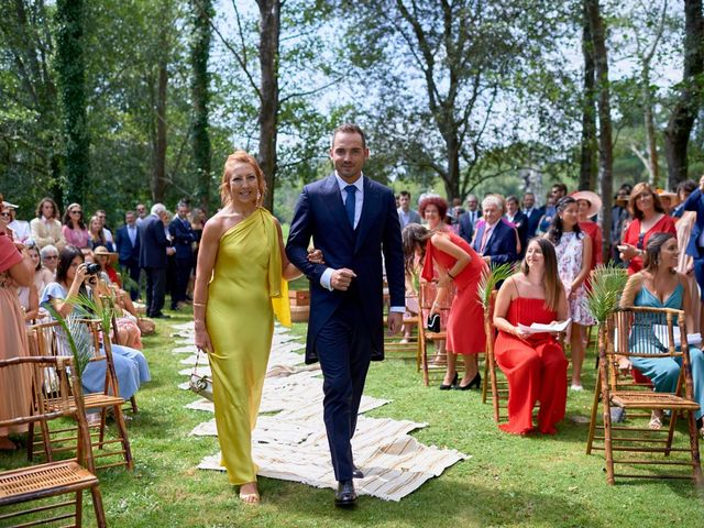 La boda de Jacobo y Cristina en Alfoz (Alfoz), Lugo 36