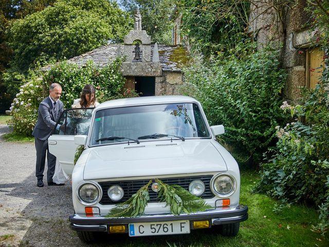 La boda de Jacobo y Cristina en Alfoz (Alfoz), Lugo 37
