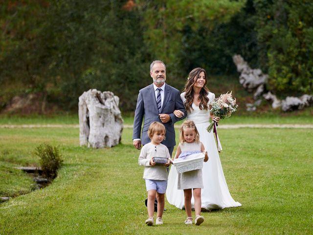 La boda de Jacobo y Cristina en Alfoz (Alfoz), Lugo 42