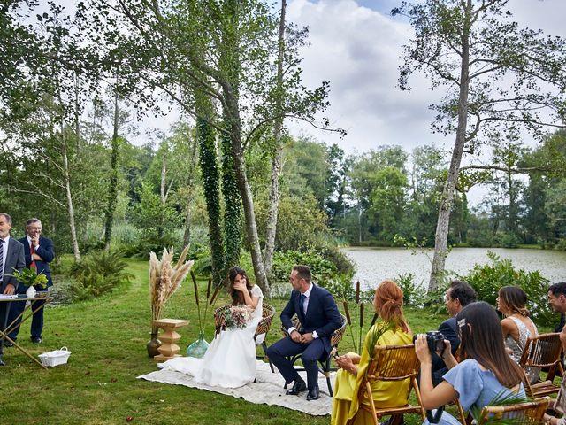 La boda de Jacobo y Cristina en Alfoz (Alfoz), Lugo 50