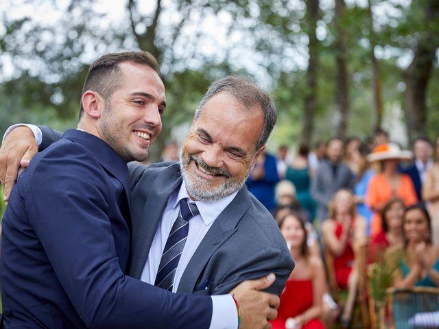 La boda de Jacobo y Cristina en Alfoz (Alfoz), Lugo 54