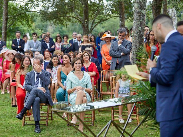 La boda de Jacobo y Cristina en Alfoz (Alfoz), Lugo 70