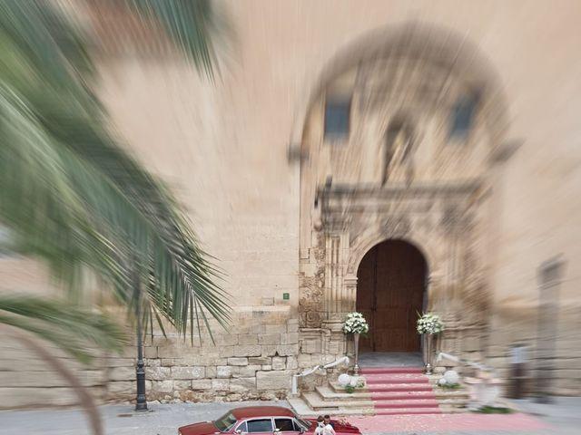 La boda de Angel y Maria en Cieza, Murcia 3