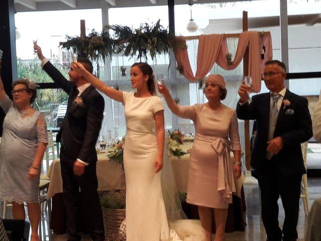 La boda de Angel y Maria en Cieza, Murcia 1