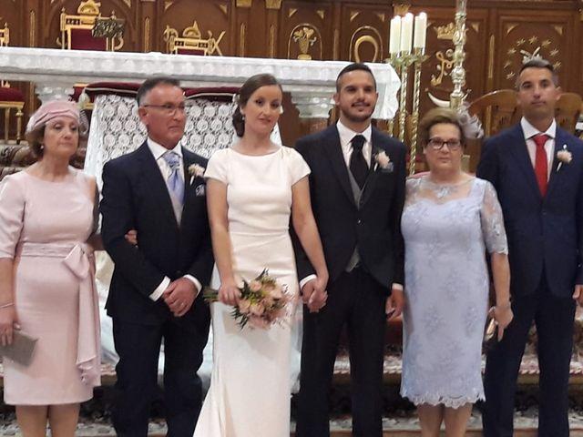 La boda de Angel y Maria en Cieza, Murcia 2