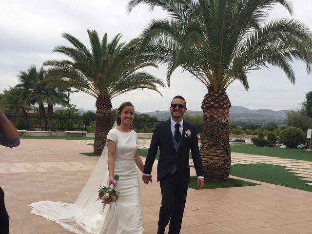 La boda de Angel y Maria en Cieza, Murcia 5