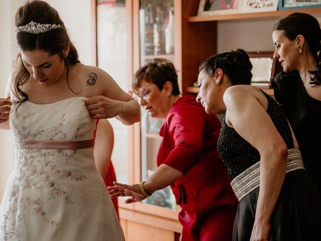 La boda de Juan y Bea en Benavente, Zamora 5