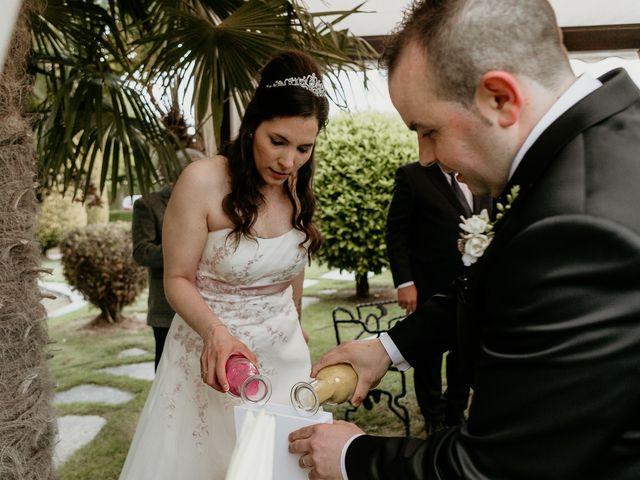 La boda de Juan y Bea en Benavente, Zamora 15