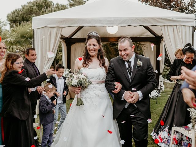 La boda de Juan y Bea en Benavente, Zamora 20