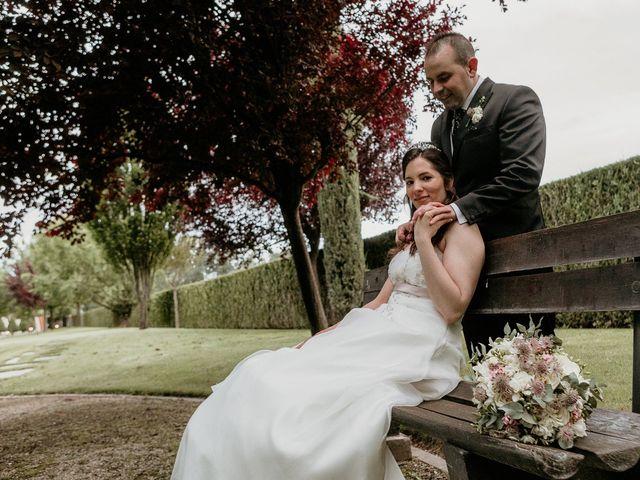 La boda de Juan y Bea en Benavente, Zamora 21