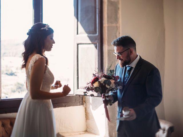 La boda de Gaizka y Carla en Sant Marti De Tous, Barcelona 10