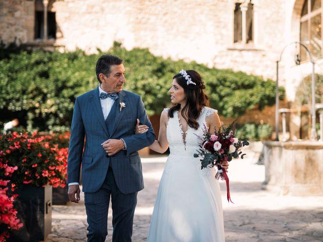 La boda de Gaizka y Carla en Sant Marti De Tous, Barcelona 11