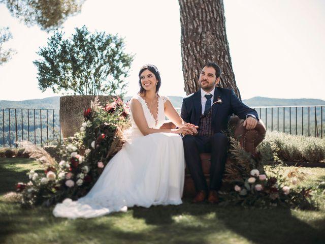 La boda de Gaizka y Carla en Sant Marti De Tous, Barcelona 12
