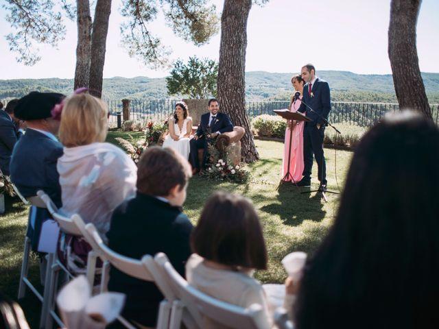 La boda de Gaizka y Carla en Sant Marti De Tous, Barcelona 13