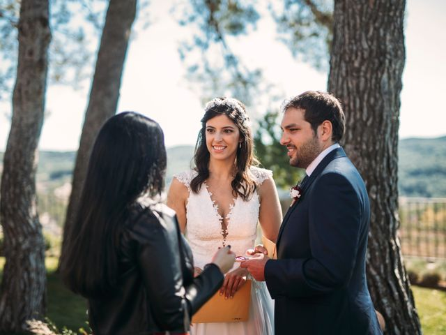 La boda de Gaizka y Carla en Sant Marti De Tous, Barcelona 15