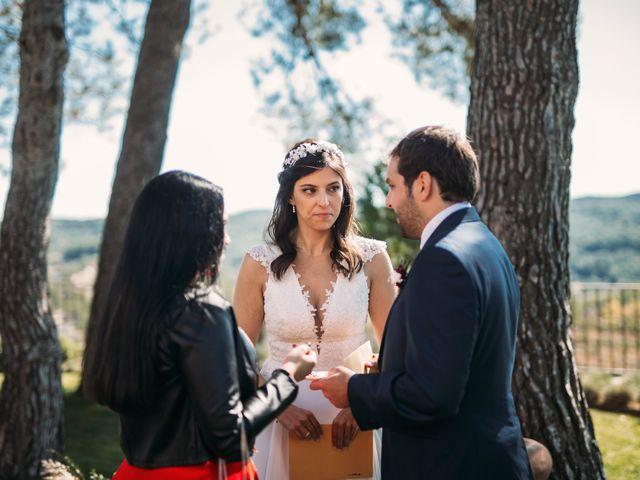 La boda de Gaizka y Carla en Sant Marti De Tous, Barcelona 16