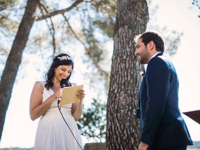 La boda de Gaizka y Carla en Sant Marti De Tous, Barcelona 17