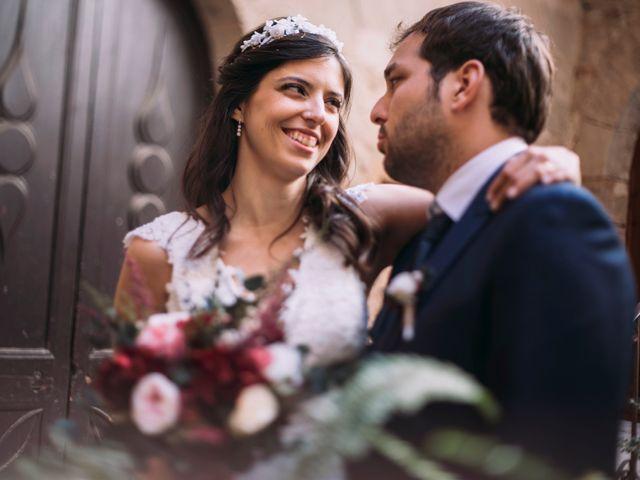La boda de Gaizka y Carla en Sant Marti De Tous, Barcelona 18