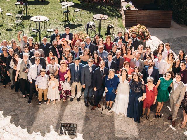 La boda de Gaizka y Carla en Sant Marti De Tous, Barcelona 21