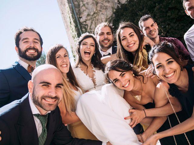 La boda de Gaizka y Carla en Sant Marti De Tous, Barcelona 22