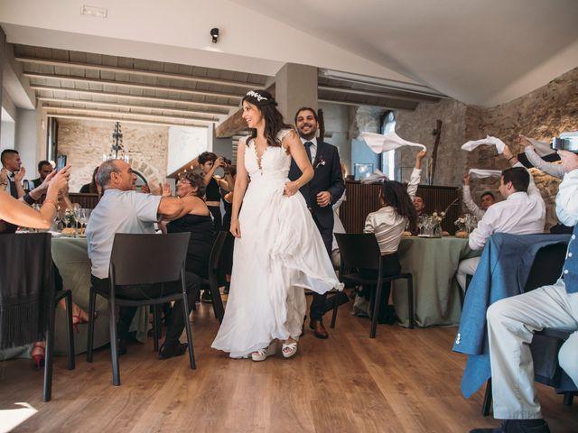 La boda de Gaizka y Carla en Sant Marti De Tous, Barcelona 23