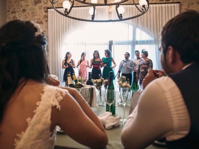 La boda de Gaizka y Carla en Sant Marti De Tous, Barcelona 28