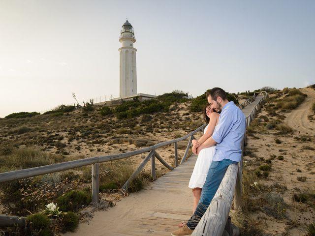 La boda de Jesus y Tamara en Los Barrios, Cádiz 11