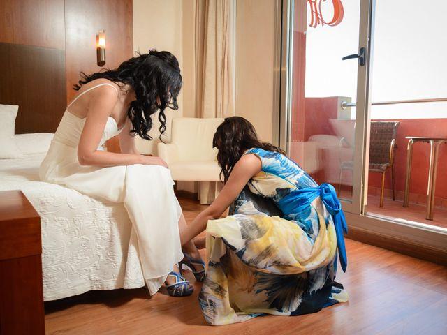 La boda de Jesus y Tamara en Los Barrios, Cádiz 24