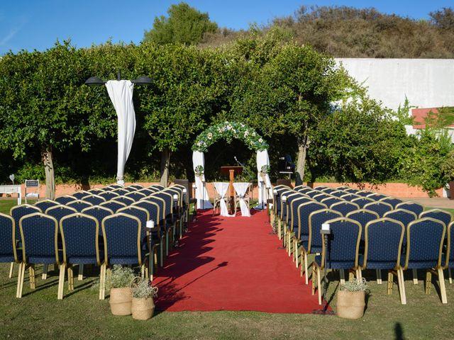 La boda de Jesus y Tamara en Los Barrios, Cádiz 28