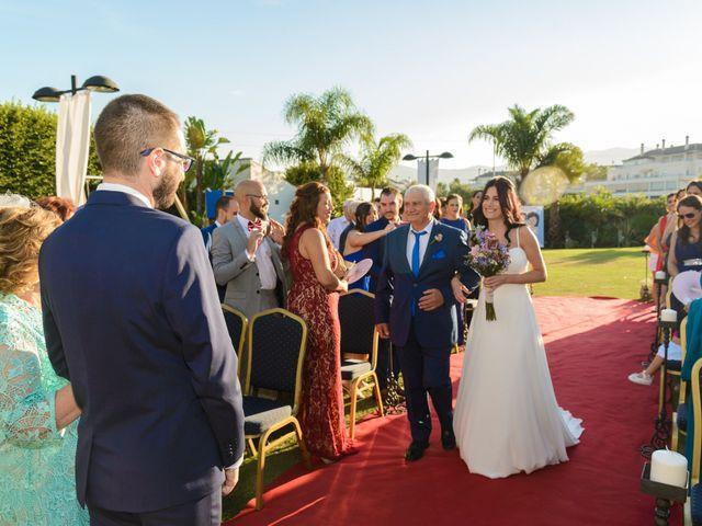 La boda de Jesus y Tamara en Los Barrios, Cádiz 31