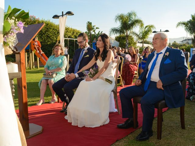 La boda de Jesus y Tamara en Los Barrios, Cádiz 32