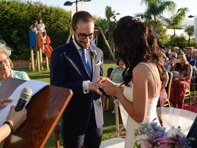 La boda de Jesus y Tamara en Los Barrios, Cádiz 33