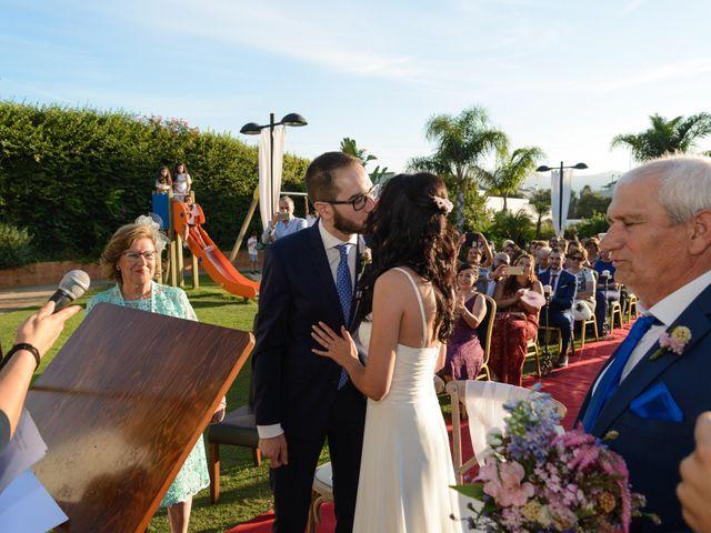 La boda de Jesus y Tamara en Los Barrios, Cádiz 34