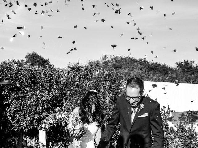 La boda de Jesus y Tamara en Los Barrios, Cádiz 35
