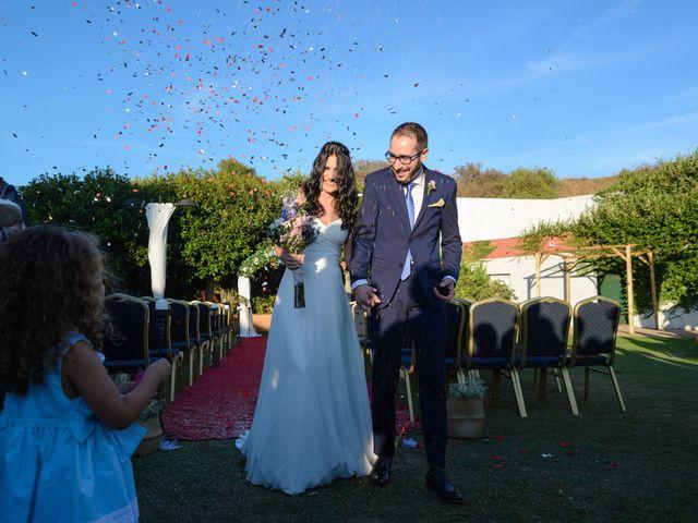 La boda de Jesus y Tamara en Los Barrios, Cádiz 36