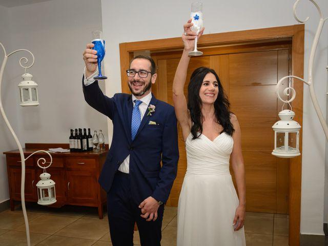 La boda de Jesus y Tamara en Los Barrios, Cádiz 43
