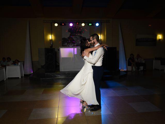 La boda de Jesus y Tamara en Los Barrios, Cádiz 45
